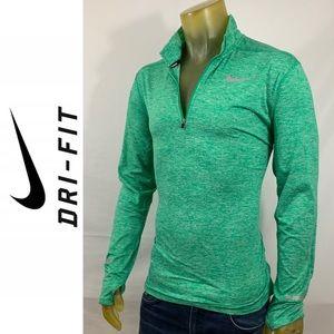 Nike DryFit Running 1/4 Zip Pullover